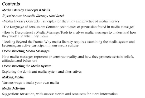 media literacymedia literacymedia literacy review media literacy resources from new